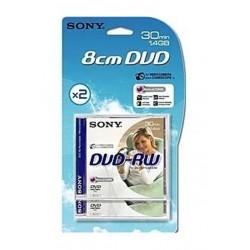 SONY 2DW30AJ-BT 2x δίσκος DVD-RW 8 cm