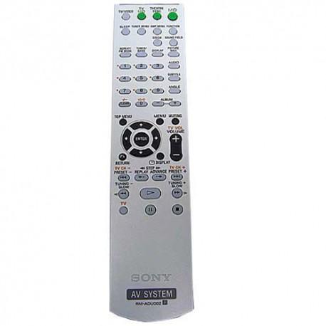 SONY RM-ADU002 Original remote control for Home Cinema