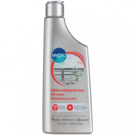 WPRO IXC015 Καθαριστικό για επιφάνειες από ανοξείδωτο ατσάλι (inox) 250ml