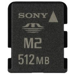 SONY MS-A512A 512MB Memory Stick Micro™ M2