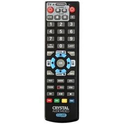 Crystal Audio Easy-HD - Remote Control - Μαύρο