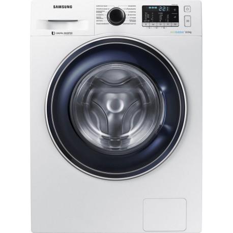 Samsung WW80J5445FW Πλυντήριο Ρούχων 8 κιλών 1400 στροφών