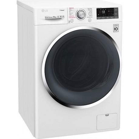 LG F4J7JY2W 10kg 1400 στροφές Wi-Fi Πλυντήριο ρούχων