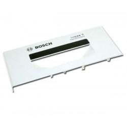 Bosch E-Nr: WAS24420GR ORIGILNAL ανταλακτικό Μπροστά καπάκι δοχείου σκόνης για το πλυντήριο ρούχων