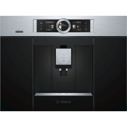 Bosch CTL636ES6 Εντοιχιζόμενη πλήρως αυτόματη καφετιέρα espresso Stainless steel Serie 8