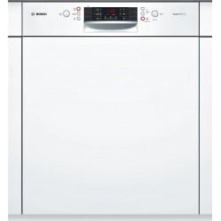 BOSCH SMI46NW03E Εντοιχιζόμενο πλυντήριο πιάτων με εμφανή μετόπη 60cm Λευκό
