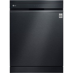 LG DF415HMS Black Πλυντήριο Πιάτων