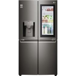 LG GMX936SBHV InstaView Door-in-Door Ψυγείο Ντουλάπα