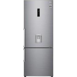 LG GBF567PZCZB Silver Ψυγειοκαταψύκτης
