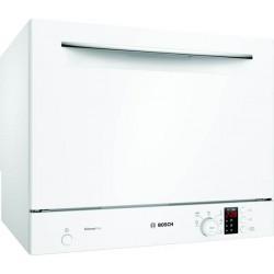 Bosch SKS62E32EU Επιτραπέζιο πλυντήριο πιάτων 55cm Λευκό