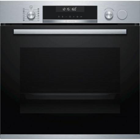 BOSCH HRA518BS1 Εντοιχιζόμενος φούρνος με λειτουργεία επιπρόσθετου ατμού Ανοξείδωτο