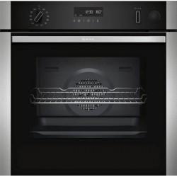 NEFF B1AVH2AN1 Εντοιχιζόμενος φούρνος με λειτουργεία επιπρόσθετου ατμού Ανοξείδωτο