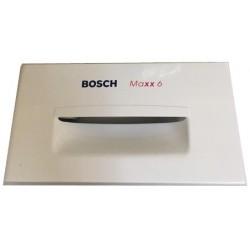Bosch E-Nr: WAE20160GR ORIGILNAL ανταλακτικό Μπροστά καπάκι δοχείου σκόνης για το πλυντήριο ρούχων