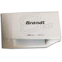 BRANDT WFK1018E ORIGINAL ανταλλακτικό Μπροστά καπάκι δοχείου σκόνης για το πλυντήριο ρούχων