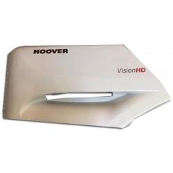 HOOVER MOD VHD9143ZD37-S ORIGILNAL ανταλακτικό Μπροστά καπάκι δοχείου σκόνης για το πλυντήριο ρούχων