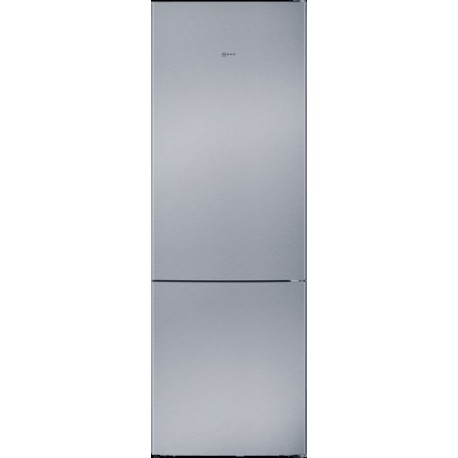 Neff KG7493ID0 Ελεύθερος ψυγειοκαταψύκτης, 203x70cm Inox Antifinger