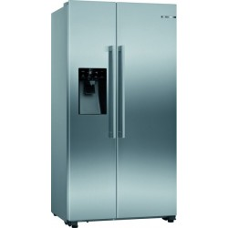 Bosch KAD93VIFP Ψυγειοκαταψύκτης Side by Side 178.7x90.8cm Inox Antifinger