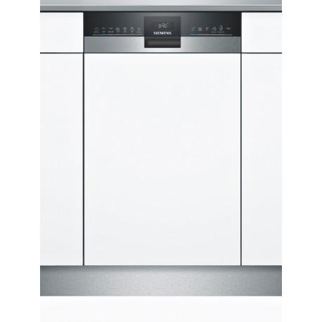 SIEMENS SR53HS76ME Εντοιχιζόμενο πλυντήριο πιάτων με εμφανή μετόπη 45cm ανοξείδωτο ατσάλι
