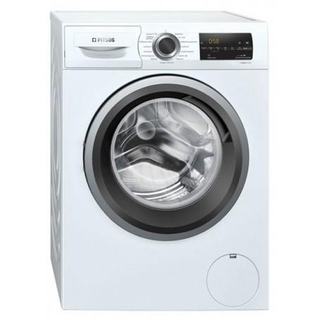 PITSOS WQP1400G9 Λευκό Πλυντήρια ρούχων εμπρόσθιας φόρτωσης