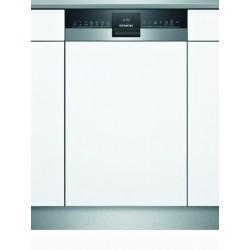 SIEMENS SR53ES28KE Εντοιχιζόμενο πλυντήριο πιάτων με εμφανή μετόπη 45cm ανοξείδωτο ατσάλι