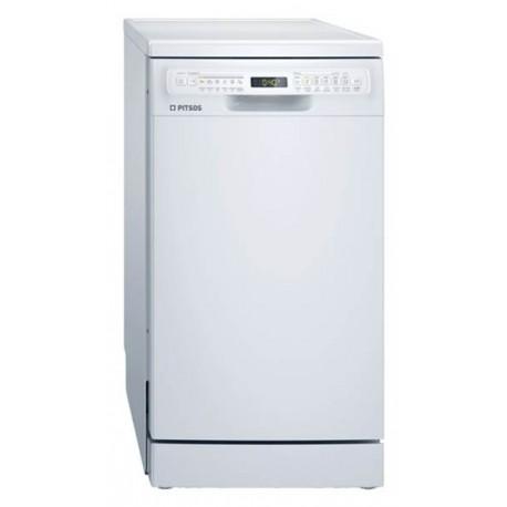 PITSOS DRS5512 45cm Λευκό Ελεύθερα πλυντήρια πιάτων