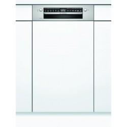 BOSCH SPI4EKS20E Εντοιχιζόμενο πλυντήριο πιάτων με εμφανή μετόπη 45cm ανοξείδωτο ατσάλι