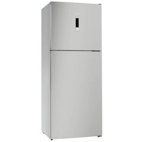 BOSCH KDN43V1FA Ελεύθερο δίπορτο ψυγείο 175x70cm Inox-look-metallic