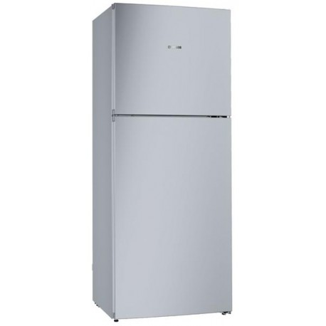 PITSOS PKNT43N1FB Ελεύθερο δίπορτο ψυγείο 175x70cm Inox-look-metallic