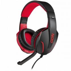 NOD GROUND POUNDER G-HDS-001 Gaming headset με ρυθμιζόμενο σε κλίση μικρόφωνο