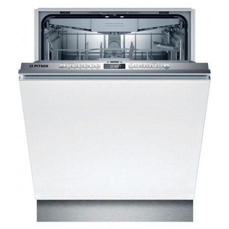 PITSOS DVF61X00 Πλυντήριο πιάτων πλήρους εντοιχισμού 60cm