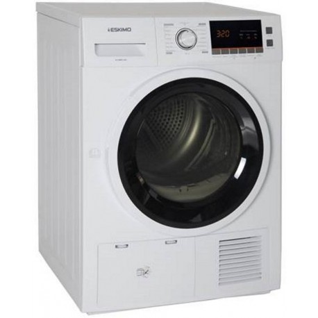 Eskimo ES-9885 LUX 8 kg A++ Στεγνωτήριο Ρούχων