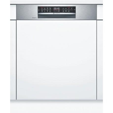 BOSCH SMI6ZDS49E Εντοιχιζόμενο πλυντήριο πιάτων με εμφανή μετόπη 60cm ανοξείδωτο ατσάλι