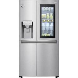 LG GSX961NSCZ (InstaView) Noble Steel-Ανοξείδωτο Ψυγείο τυπου ντουλάπας