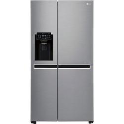 LG GSJ760PZUZ (Door in Door) Platinum Silver-Ασημί Ψυγείο τυπου ντουλάπας