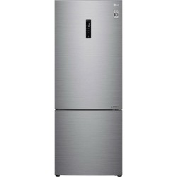 LG GBB566PZHMN Ψυγείοκαταψυκτης Platinum Silver-Ασημί