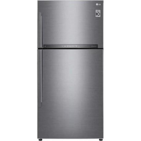 LG GTB916PZHYD Ψυγείο Platinum Silver-Ασημί