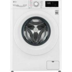 LG F4WV308S3E Πλυντήριο ρούχων Λευκό-Πόρτα Λευκή