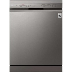 LG DF325FPS Πλυντήριο Πιάτων Platinum Silver-Ασημί