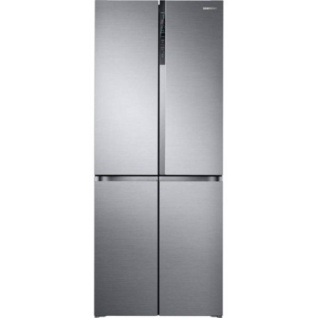 Samsung RF50K5920S8/EO Ψυγείο Ντουλάπα