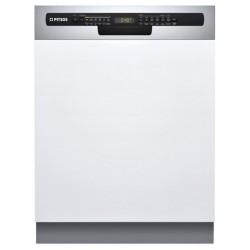 PITSOS DIF60I00 Εντοιχιζόμενο πλυντήριο πιάτων με εμφανή μετόπη 60cm ανοξείδωτο ατσάλι