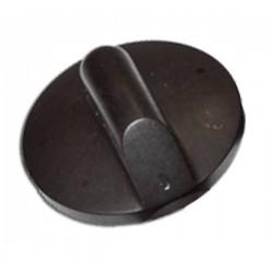 TEKA HLF 30 2H ORIGINAL ανταλλακτικό ΚΟΥΜΠΙ μαύρο χειριστηρίου για την εστία