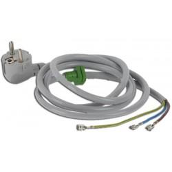 PITSOS E-Nr: WTP64107-17 ORIGINAL Ανταλλακτικό Γνήσια Καλώδιο Παροχής 1750 mm Πλυντηρίου Στεγνωτηρίου Ρούχων