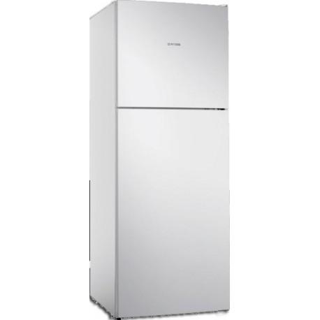 PITSOS PKNT55NWFB Ελεύθερο δίπορτο ψυγείο 186x70cm λευκό