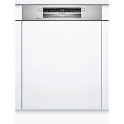 BOSCH SGI4HAS48E Εντοιχιζόμενο πλυντήριο πιάτων με εμφανή μετόπη 60cm ανοξείδωτο ατσάλι