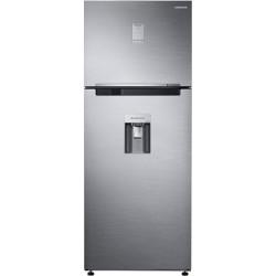Samsung RT46K664PS9 Ψυγείο Δίπορτο 455lt NoFrost Inox Υ182.5xΠ70εκ.