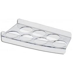 PITSOS P1KNT3000B/01 ORIGINAL Ανταλλακτικό Αυγοθήκη 8 Θέσεων Ραφιού Πόρτας Ψυγείου