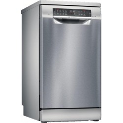 BOSCH SPS6YMI17E Serie | 6 Ελεύθερο πλυντήριο πιάτων 45cm Inox