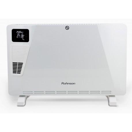 Rohnson R-017 Επιδαπέδιος Θερμοπομπός 2500W με Ηλεκτρονικό Θερμοστάτη