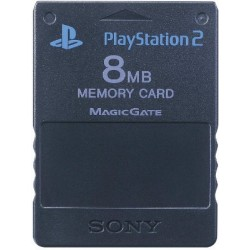 Sony SCPH-10020 E Memory Card 8MB PLAYSTATION 2