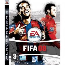 Fifa 2008 - PLAYSTATION 3 GAMES